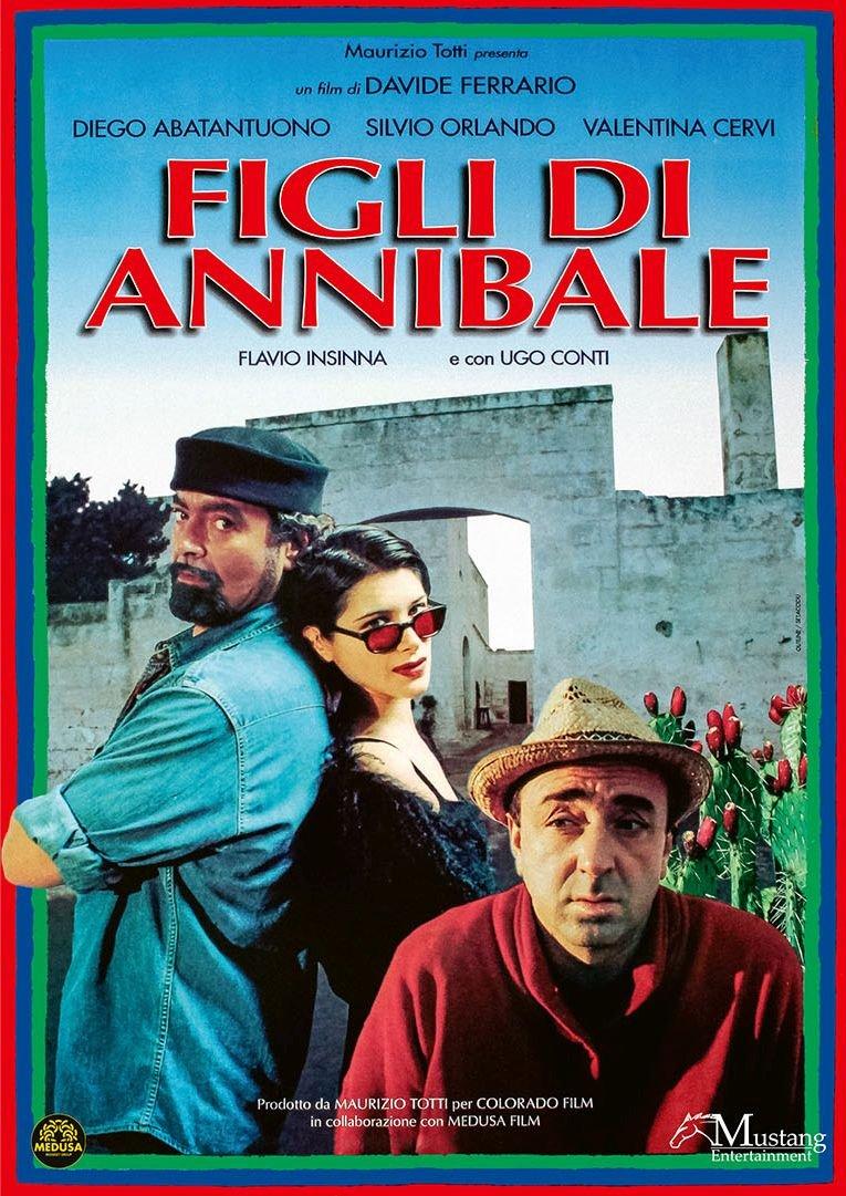 FIGLI DI ANNIBALE (DVD)
