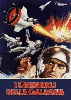 I CRIMINALI DELLA GALASSIA (DVD)