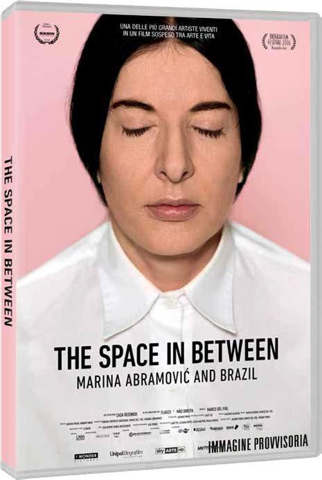 THE SPACE IN BETWEEN (DVD)