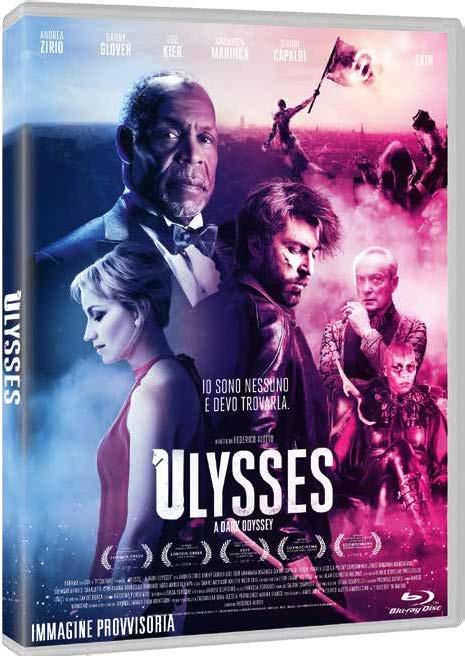 ULYSSES - A DARK ODYSSEY - BLU RAY