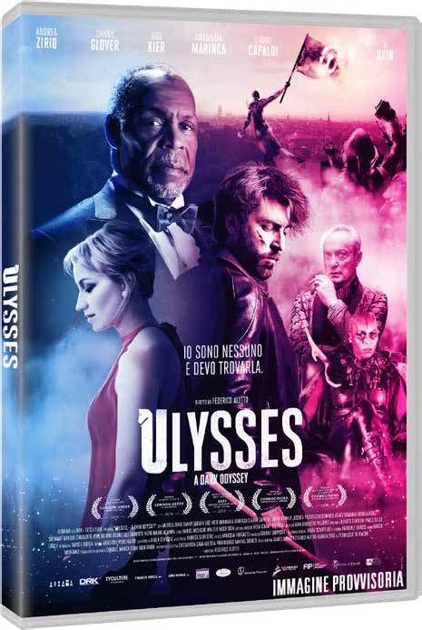 ULYSSES - A DARK ODYSSEY (DVD)