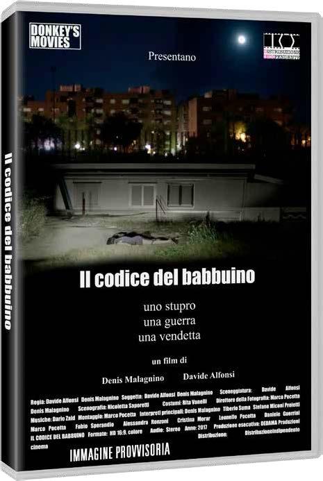 IL CODICE DEL BABBUINO (DVD)