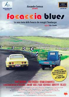 FOCACCIA BLUES (DVD)