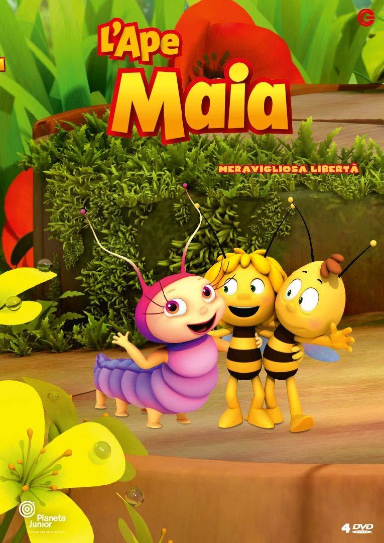 COF.L'APE MAIA 3D - STAGIONE 02 (4 DVD) (DVD)