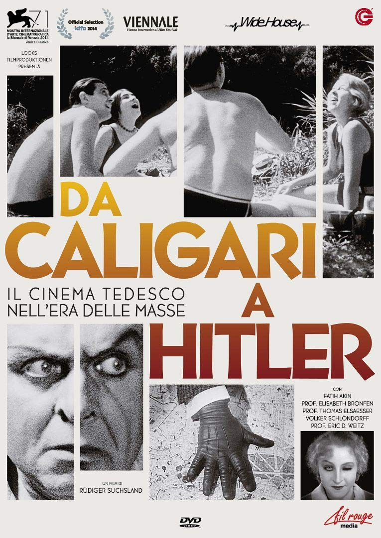 DA CALIGARI A HITLER (DVD)