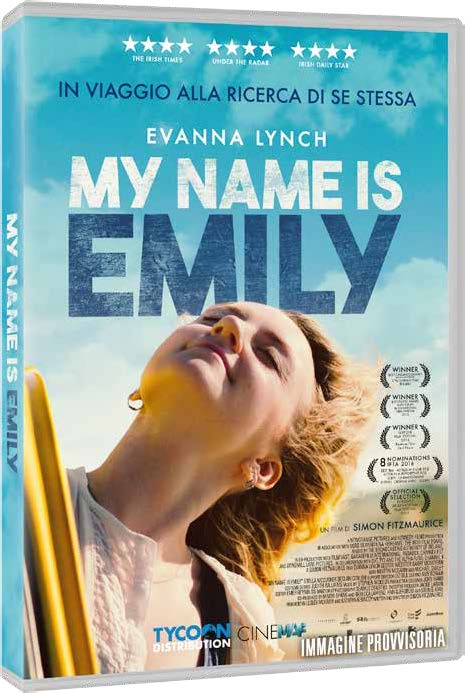 MY NAME IS EMILY (DVD)
