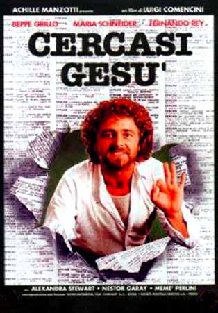 CERCASI GESU' (DVD)