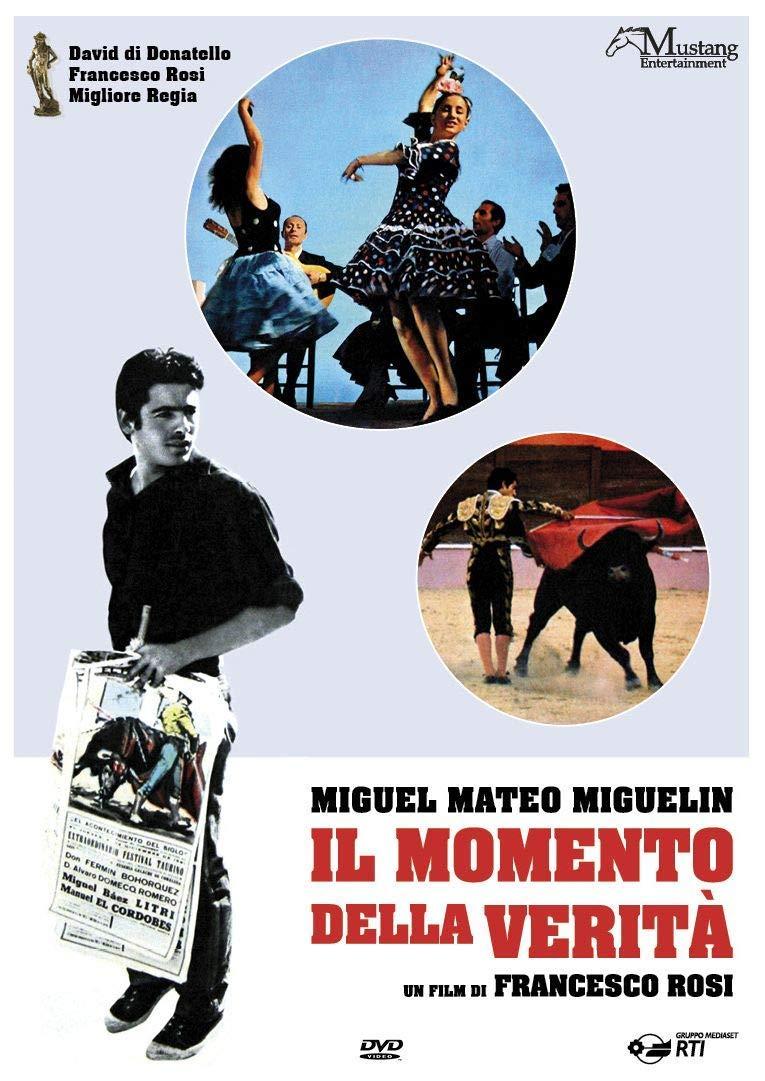 IL MOMENTO DELLA VERITA' (DVD)