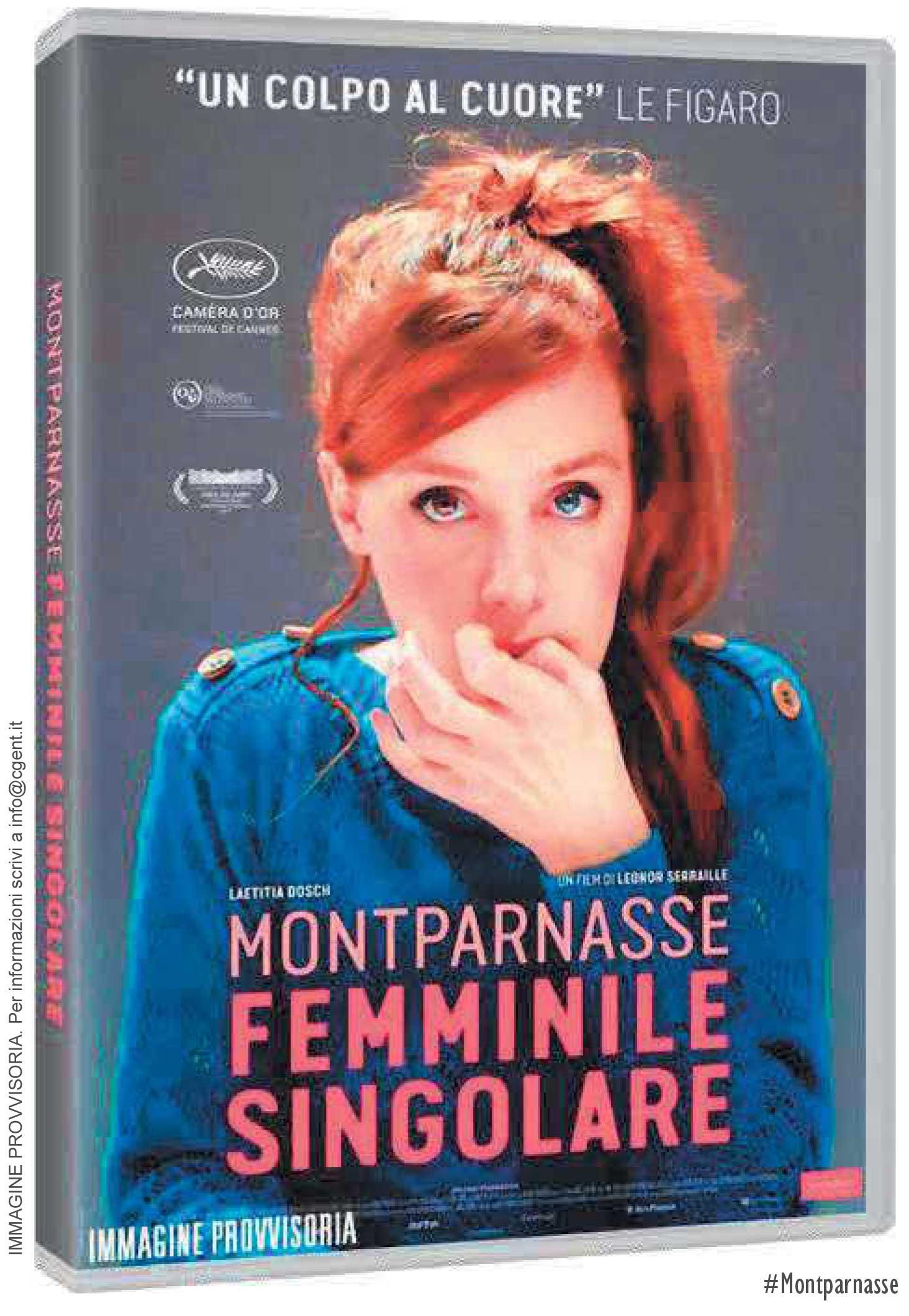 MONTPARNASSE FEMMINILE SINGOLARE (DVD)