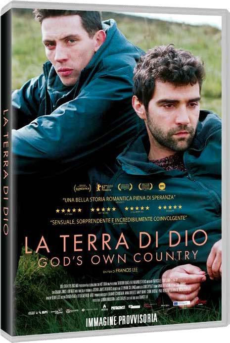 LA TERRA DI DIO (DVD)