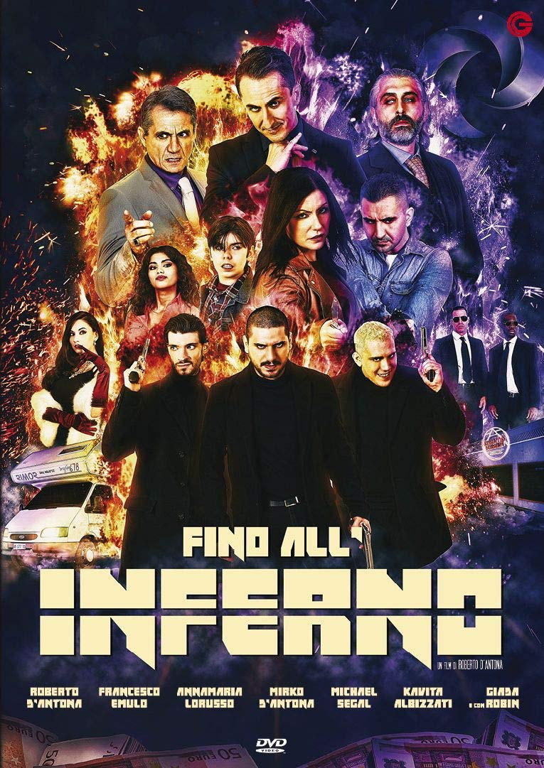 FINO ALL'INFERNO (DVD)