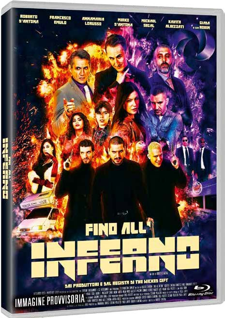 FINO ALL'INFERNO - BLU RAY