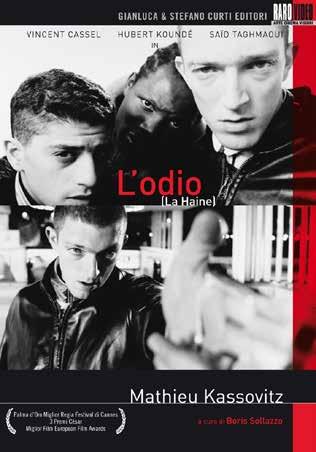 L'ODIO - BLU RAY
