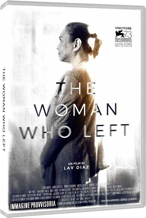 THE WOMAN WHO LEFT (DVD)
