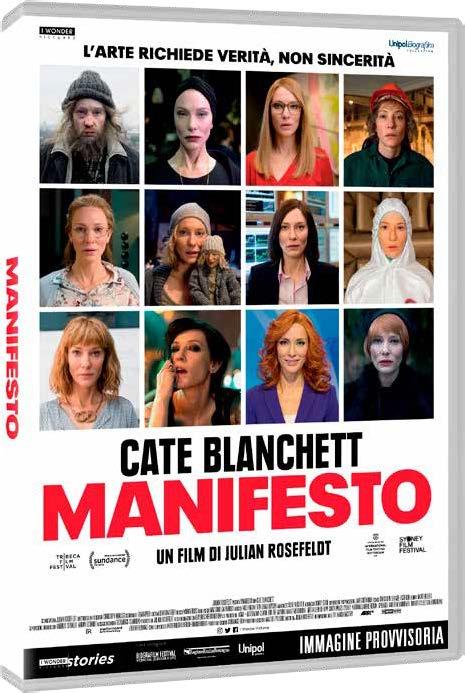 MANIFESTO (DVD)