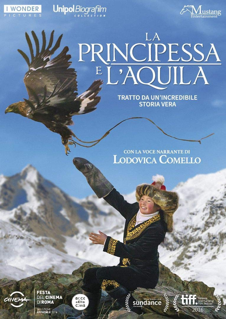 LA PRINCIPESSA E L'AQUILA (DVD)