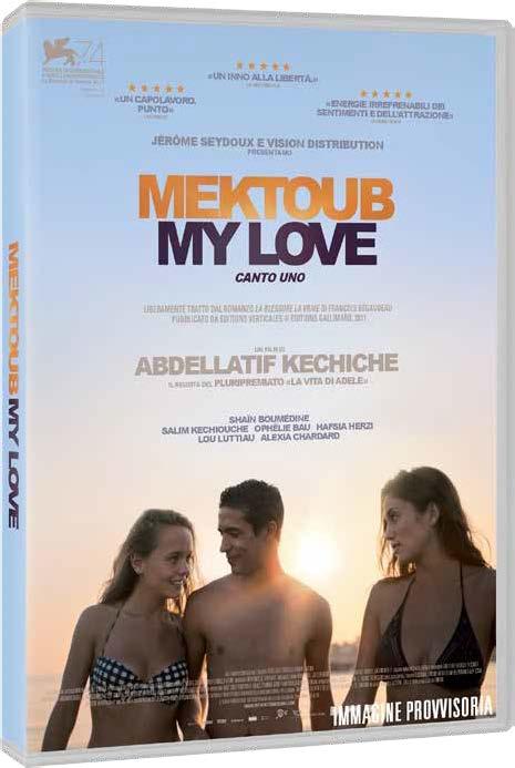 MEKTOUB MY LOVE: CANTO UNO (DVD)
