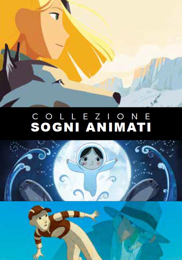 COF.SOGNI ANIMATI COLLEZIONE (3 DVD) (DVD)
