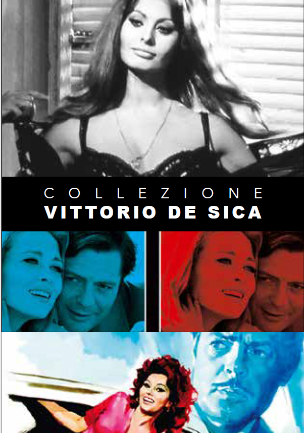 COF.VITTORIO DE SICA COLLECTION (3 DVD) (DVD)