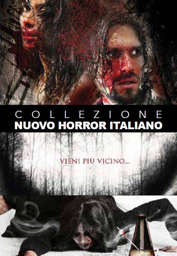 COF.NUOVO HORROR ITALIANO (3 DVD) (DVD)