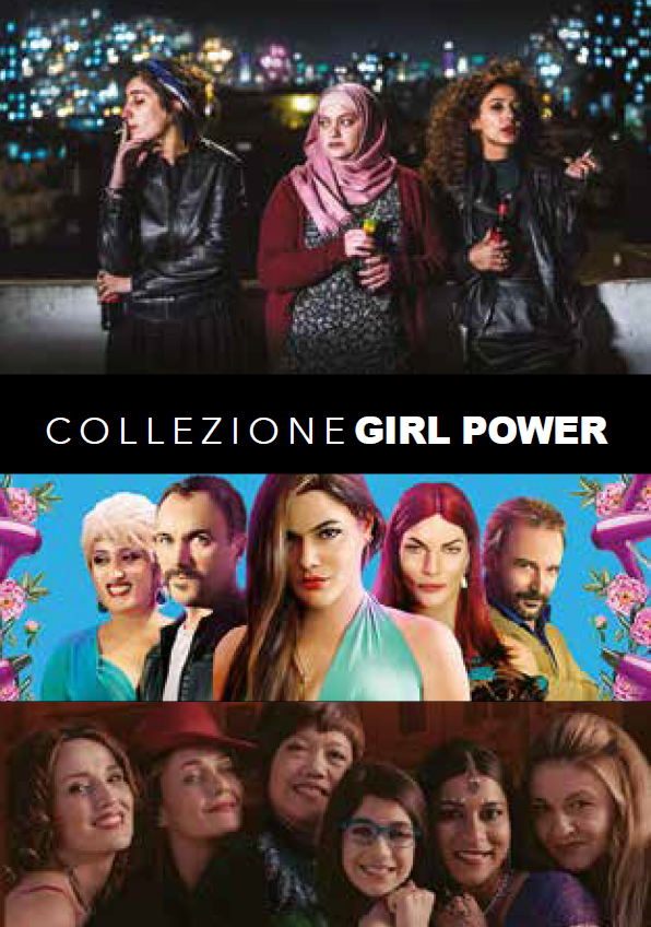 COF.GIRL POWER (3 DVD) (DVD)