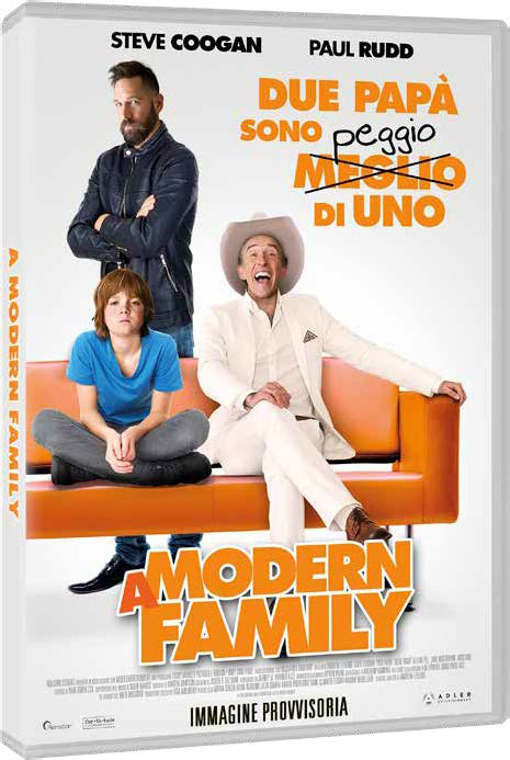 A MODERN FAMILY (DVD)