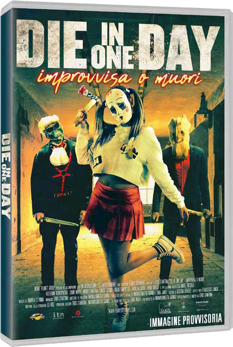 DIE IN ONE DAY - BLU RAY