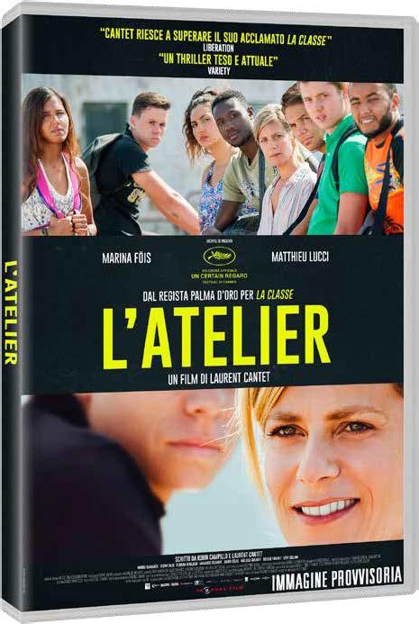 L'ATELIER (DVD)