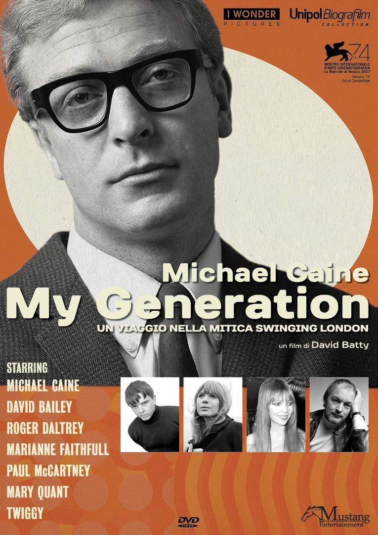 MY GENERATION - 2017 (DVD)
