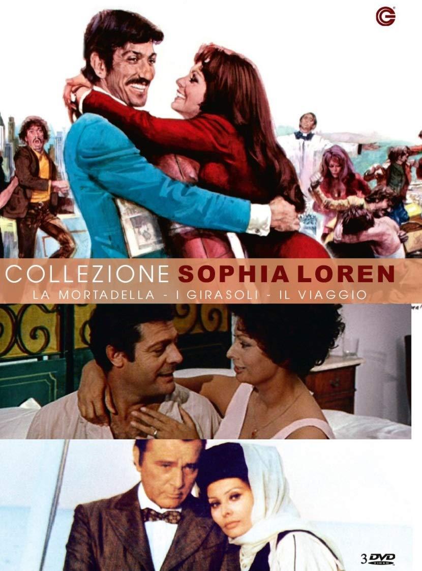 COF.SOPHIA LOREN COLLEZIONE (3 DVD) (DVD)