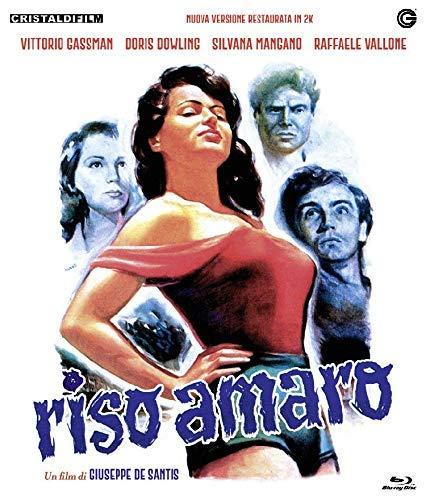 RISO AMARO - BLU RAY