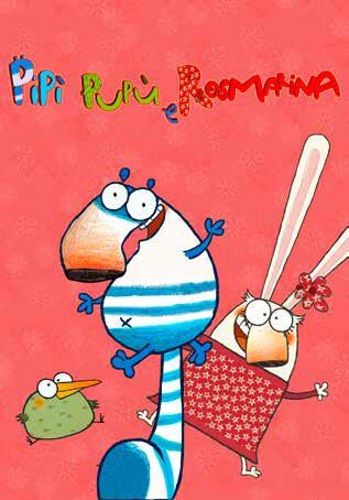 PIPI' PUPU' E ROSMARINA - IL FLAUTO MAGICO (DVD)