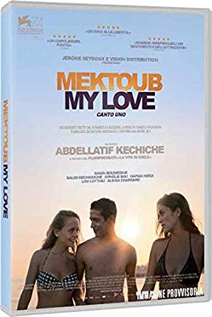 MEKTOUB MY LOVE: CANTO UNO - BLU RAY