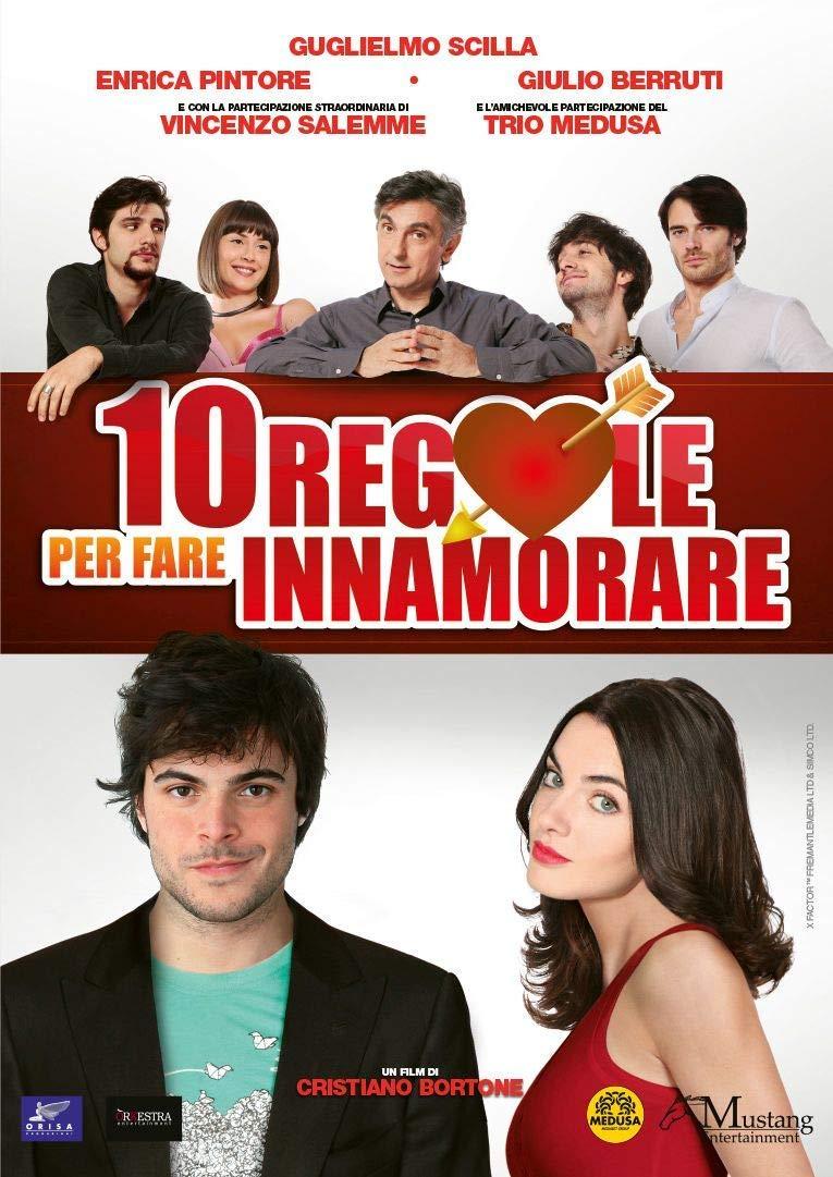 10 REGOLE PER FAR INNAMORARE (DVD)
