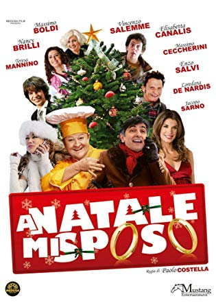 A NATALE MI SPOSO (DVD)