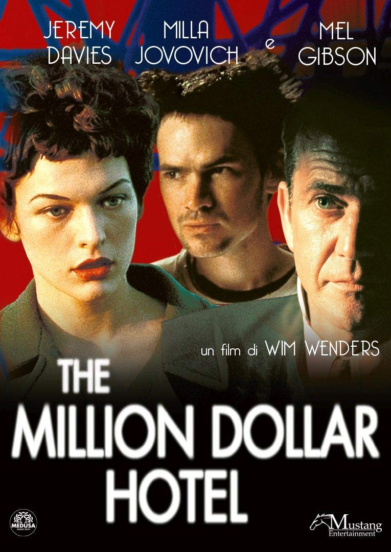 THE MILLION DOLLAR HOTEL (DVD)