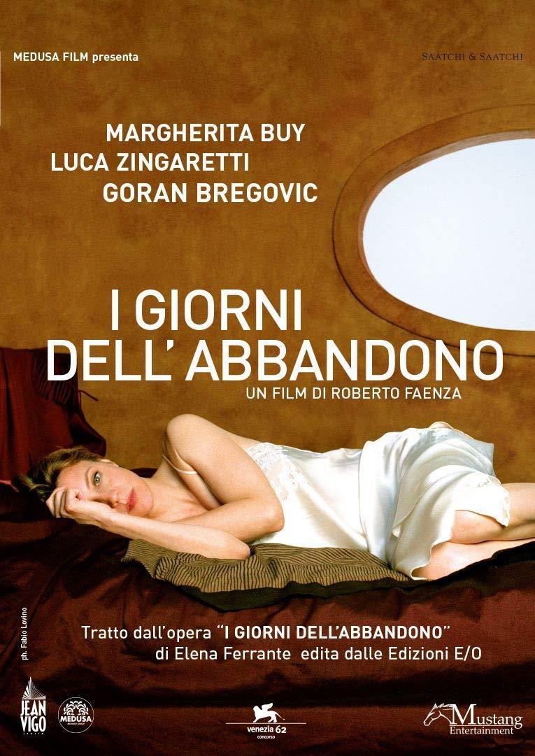 I GIORNI DELL'ABBANDONO (DVD)