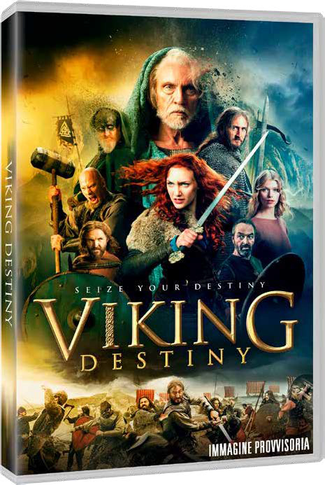 VIKING DESTINY - BLU RAY