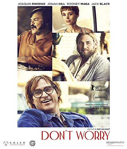 DON'T WORRY - BLU RAY