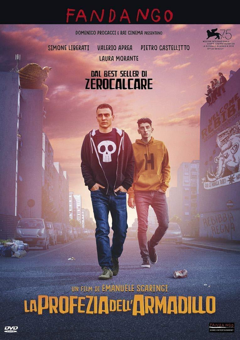 LA PROFEZIA DELL'ARMADILLO (DVD)