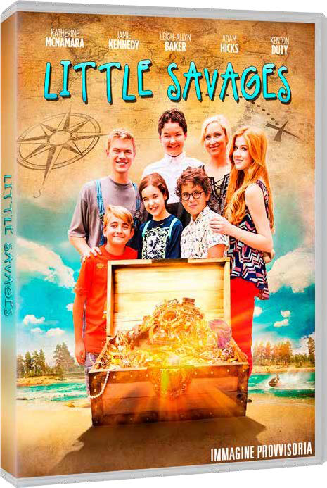 LITTLE SAVAGES (DVD)