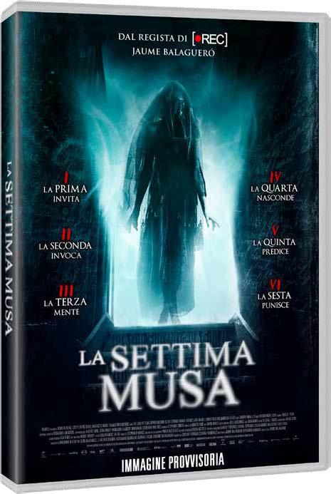 LA SETTIMA MUSA - BLU RAY