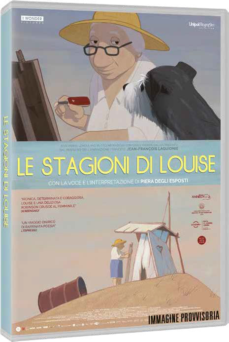 LE STAGIONI DI LOUISE (DVD)