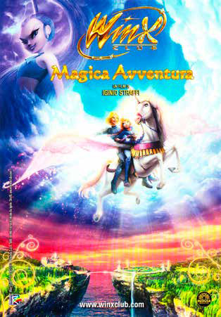 WINX CLUB - MAGICA AVVENTURA (DVD)