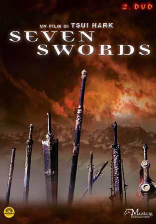 SEVEN SWORDS (2 DVD) (DVD)