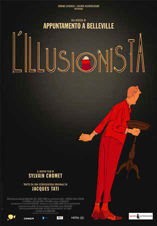 L'ILLUSIONISTA - BLU RAY