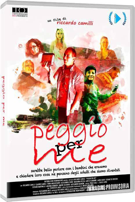 PEGGIO PER ME (DVD)