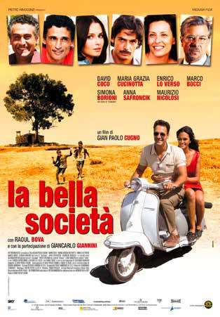 LA BELLA SOCIETA' (DVD)