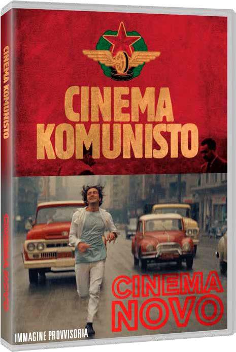 CINEMA KOMUNISTO / CINEMA NOVO (DVD)