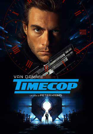 TIMECOP - BLU RAY
